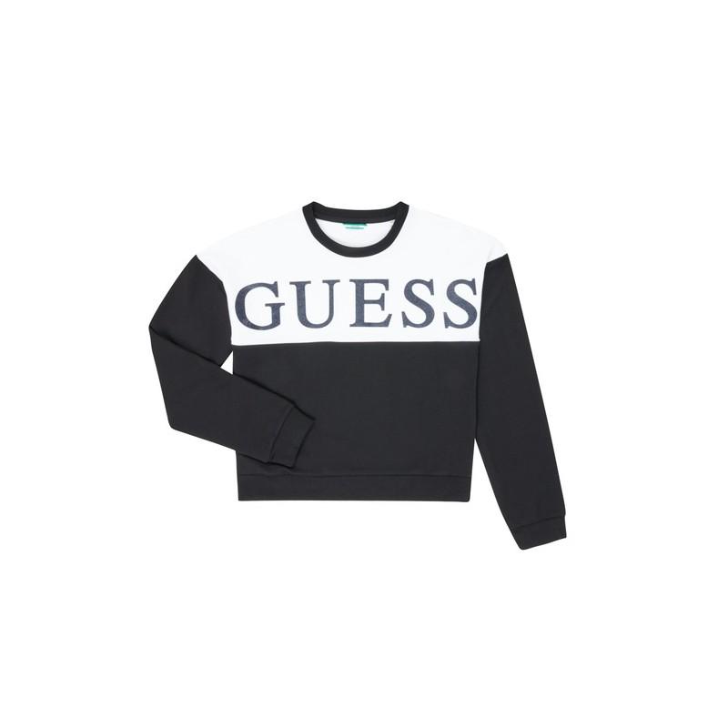Плътна блуза за момиче Guess