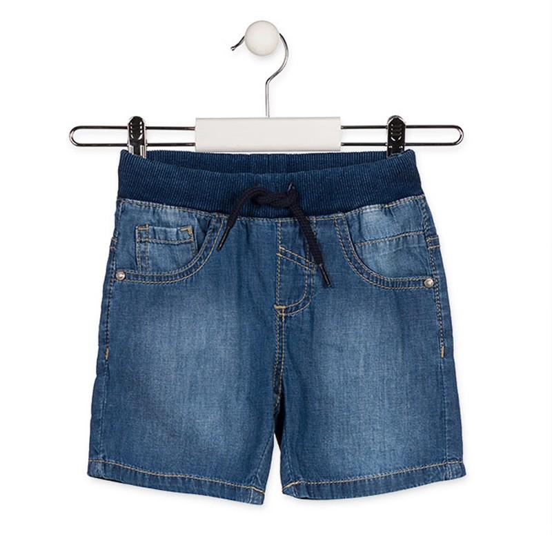 Къси дънкови панталонки Losan