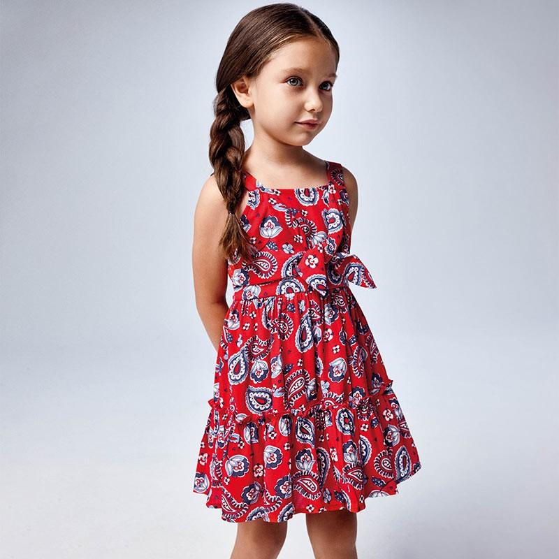 Лятна рокля Mayoral за момиче