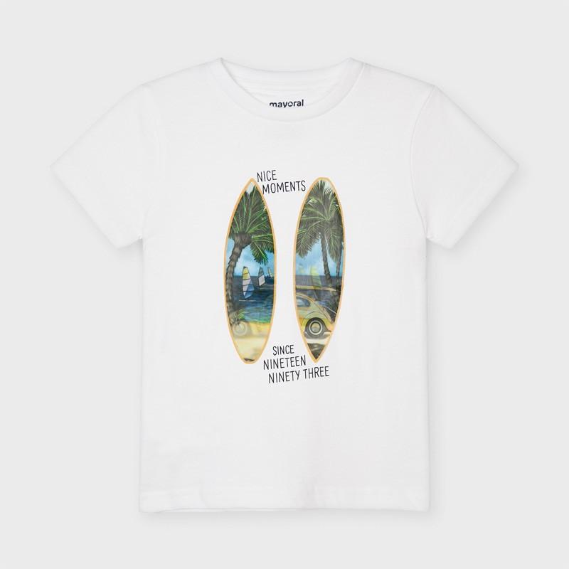 """Тениска """"сърф""""за момче Mayoral"""