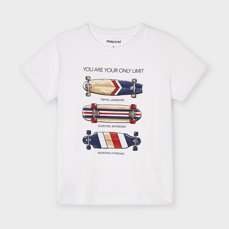 """Тениска """"skate"""" за момче Mayoral"""