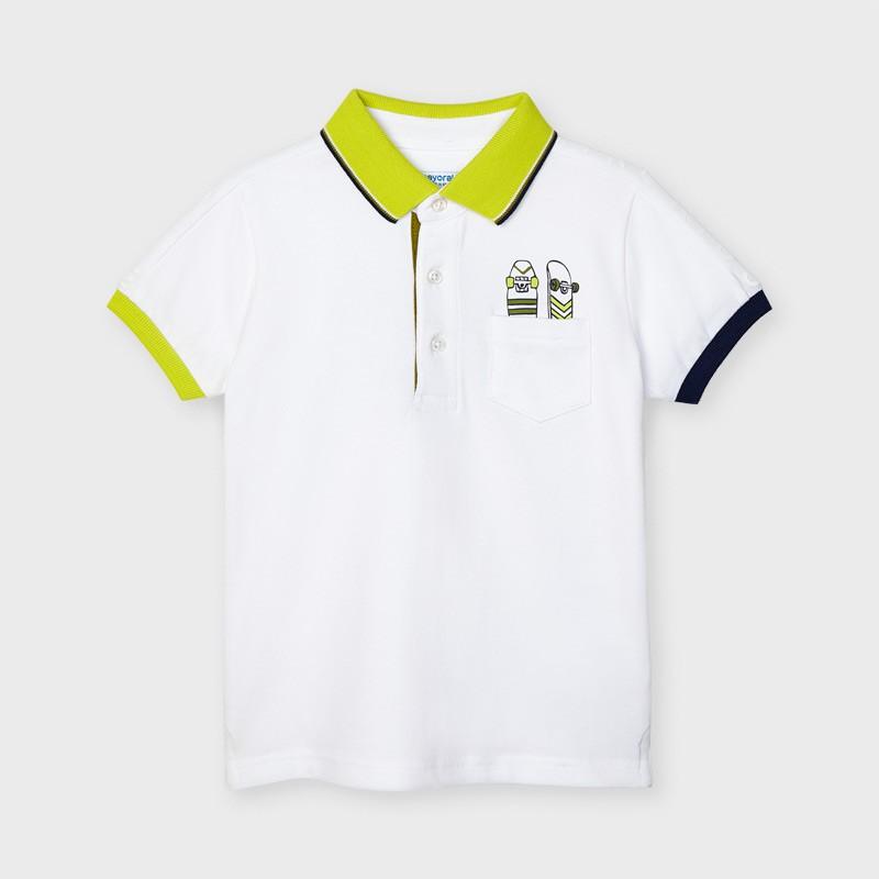 Поло тениска Mayoral за момче