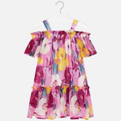 Лятна рокля на цветя Mayoral