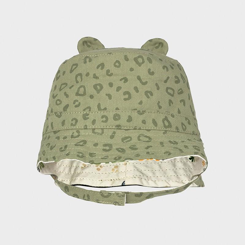 Двулицева шапка за бебе момче Mayoral