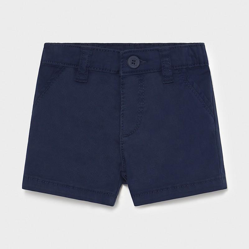 Къси панталони за новородено бебе момче Mayoral