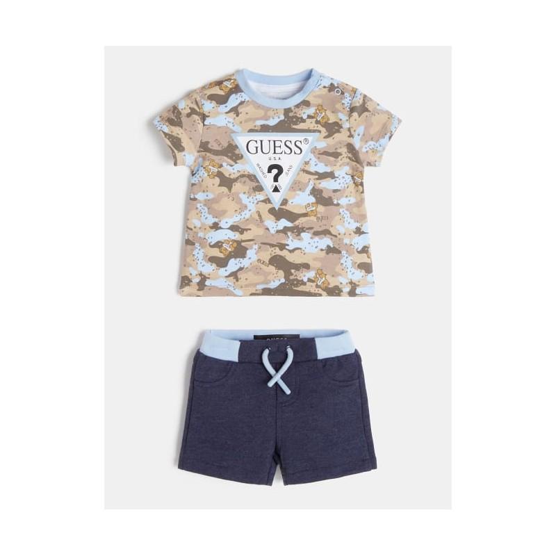 Комплект за бебе момче GUESS