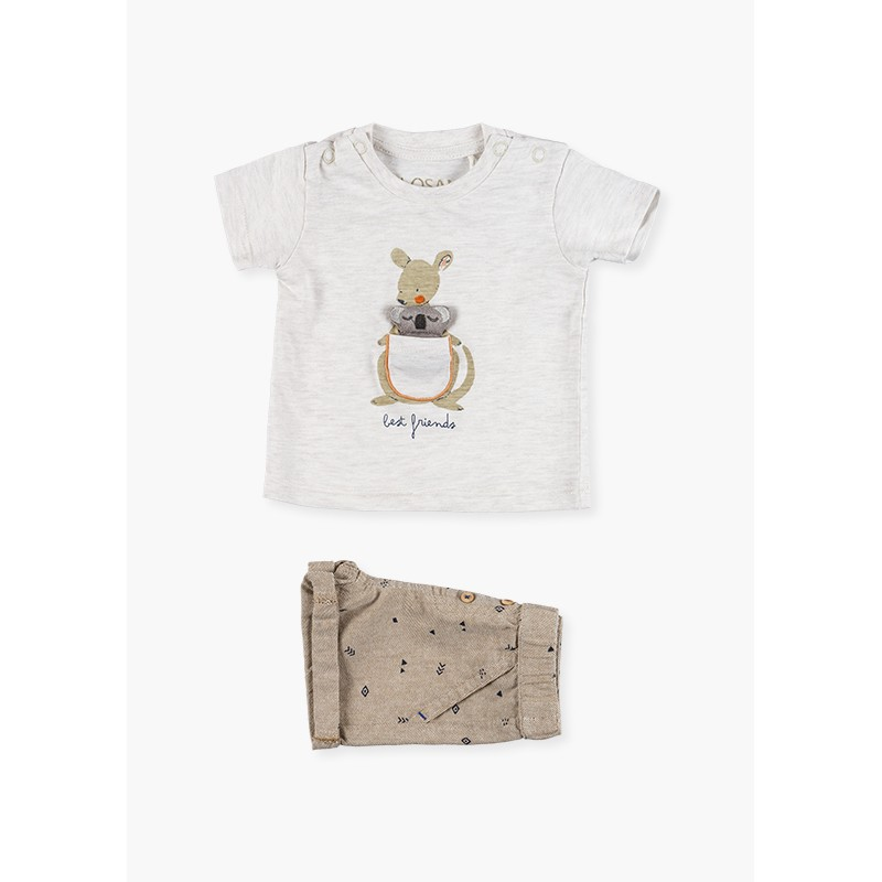 Бебешки комплект за момче Losan