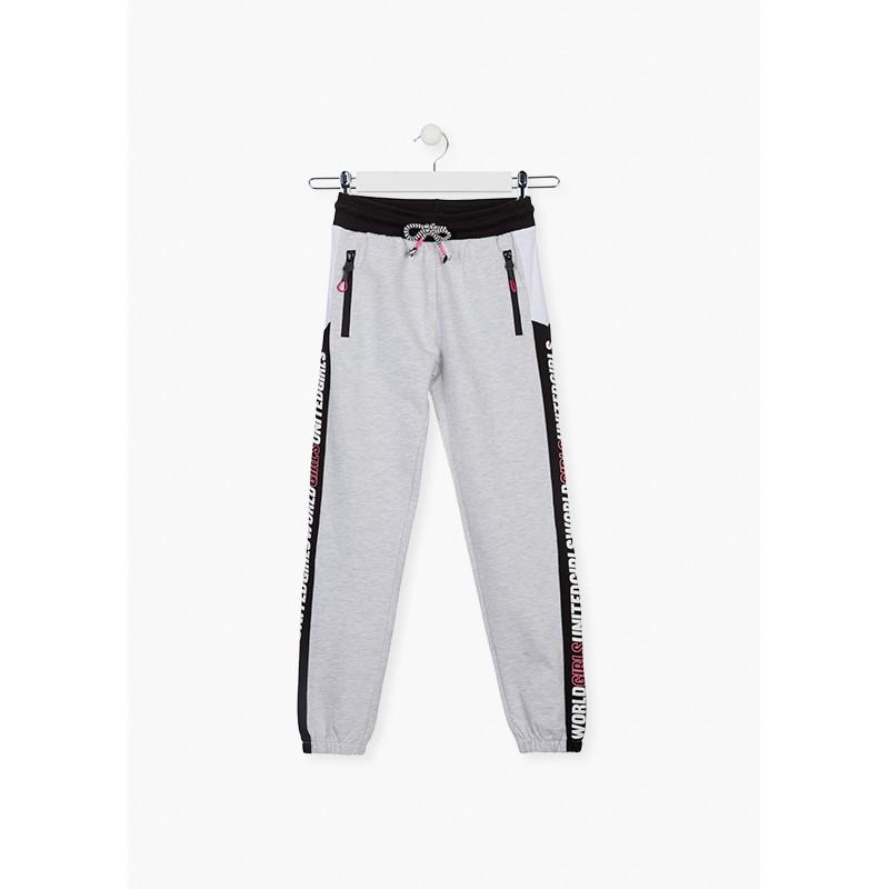Спортен панталон за момиче Losan