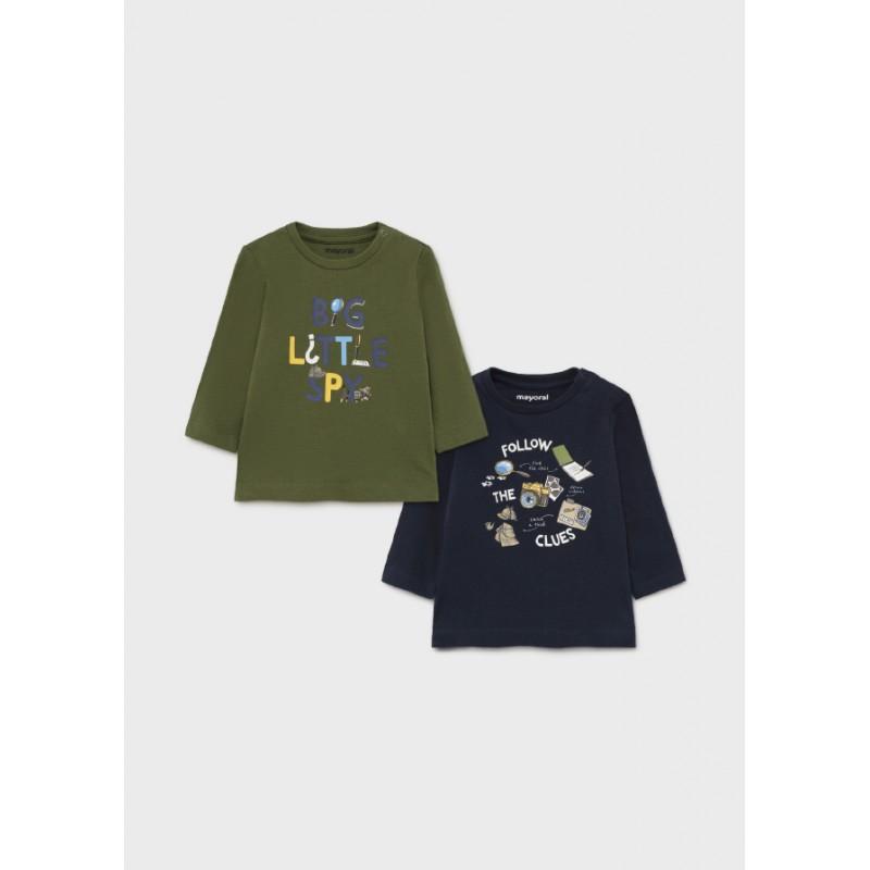 Комплект тениски за момче Mayoral 2068-046