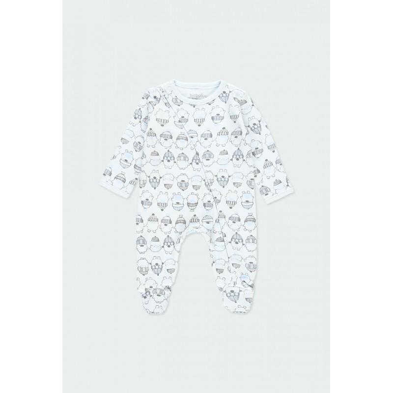 Гащеризон за бебе момче Boboli 103082-9603