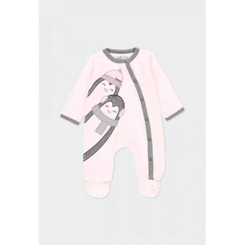 Гащеризон за бебе момиче Boboli 103071