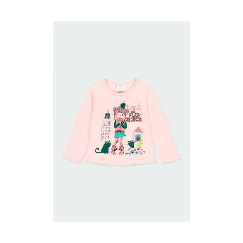 Блуза за момиче Boboli 233109