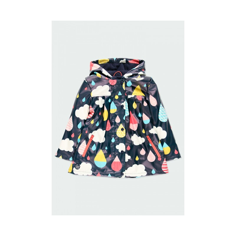Дъждобран - Непромокаемо яке за момиче Boboli 290089