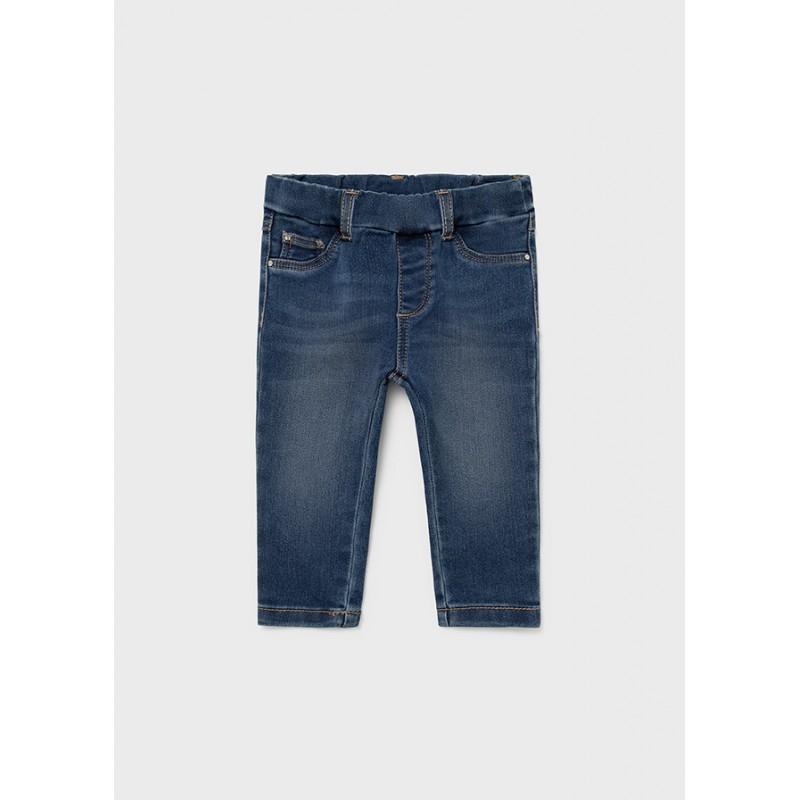 Дънков панталон за бебе момиче Mayoral 576-052