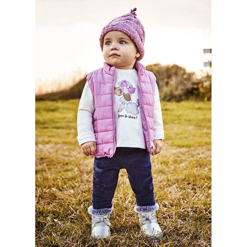 Комплект за бебе момиче Mayoral 2717-042