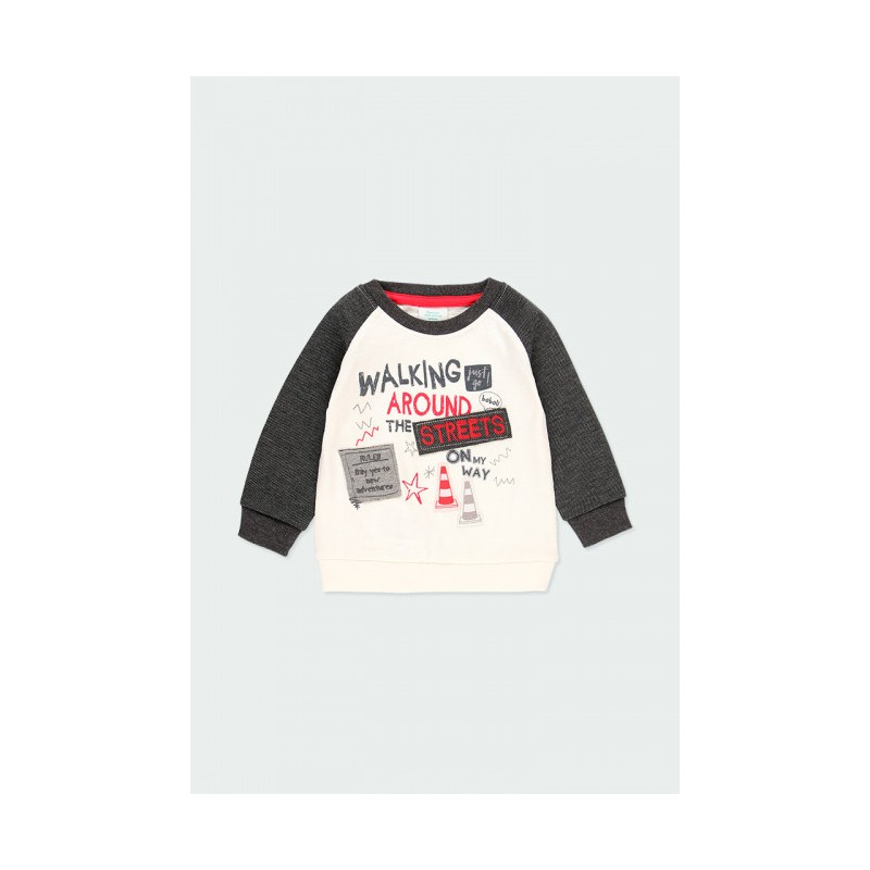 Блуза с дълъг ръкав за момче Boboli 343077