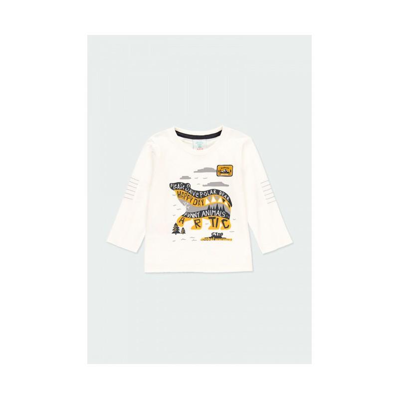 Блуза за момче с щампа Boboli 323064