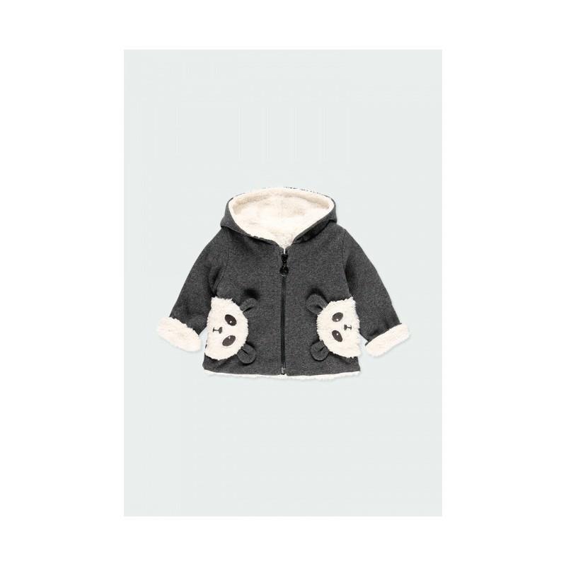Палто за бебе с качулка Boboli 113049