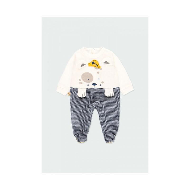 Гащеризон за бебе момче Boboli 133153