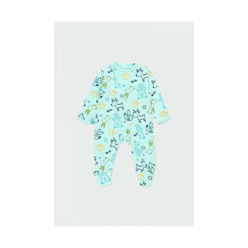 Гащеризон за бебе момче Boboli 123073-9614