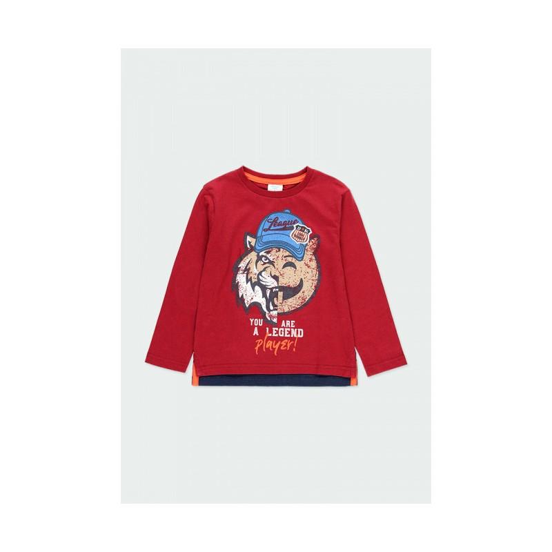 Блуза с дълъг ръкав Boboli 503198-3727