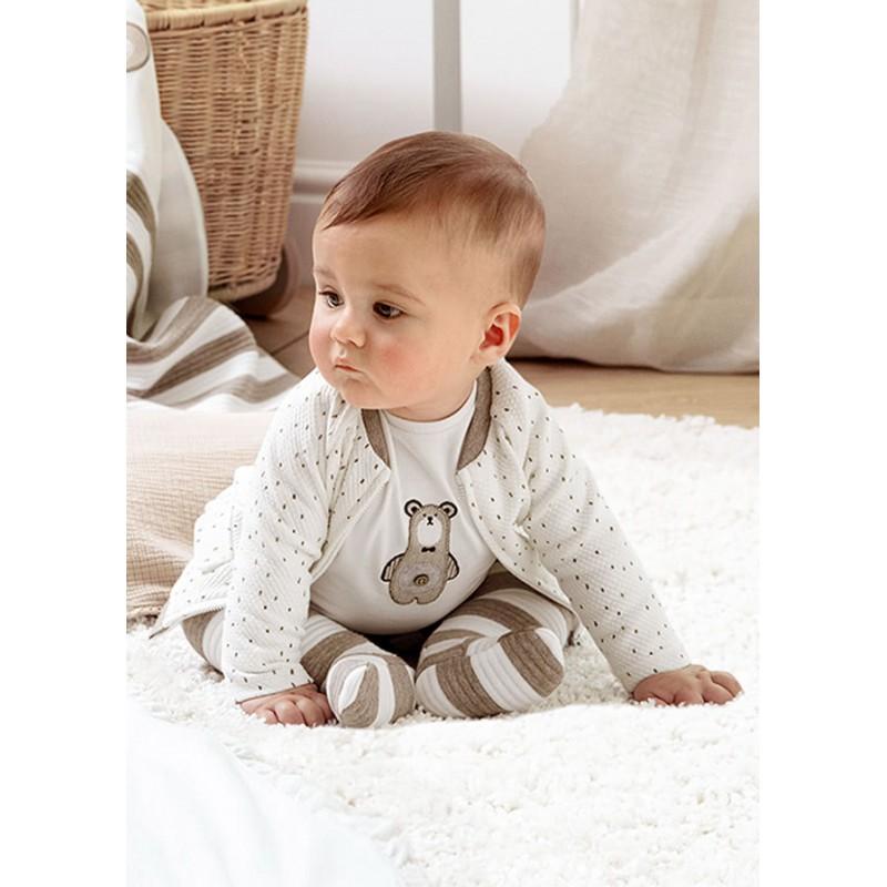 Комплект от 3 части за новородено момче Mayoral 2692-020