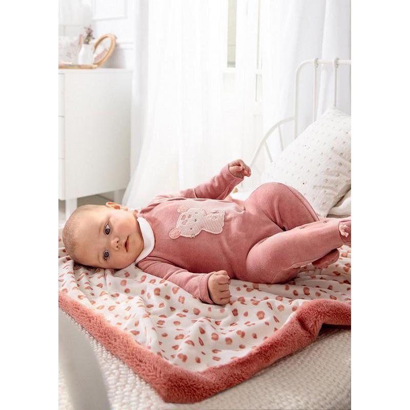 Гащеризон за бебе момиче Mayoral 2667-050