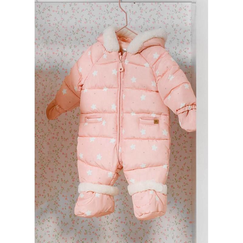 Космонавт за новородено момиче Mayoral 2662-024