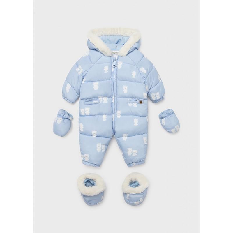 Космонавт за новородено момиче Mayoral 2662-027