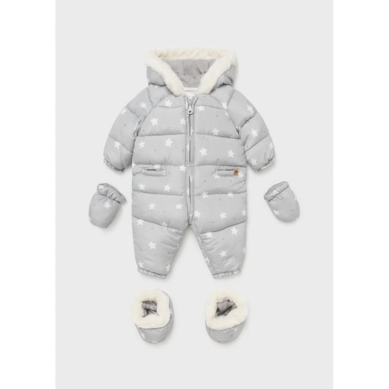 Космонавт за новородено момиче Mayoral 2662-026