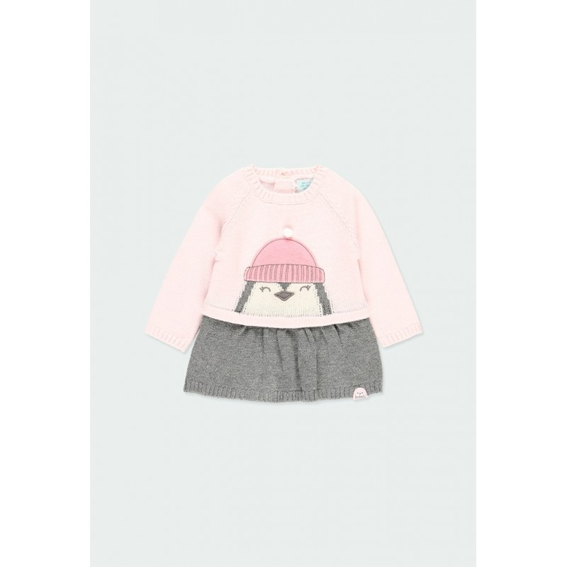 Рокля за бебе Boboli 103004-3000