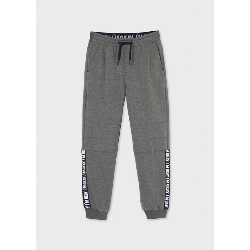 Дълъг панталон от плюш за момче Mayoral 7552-022