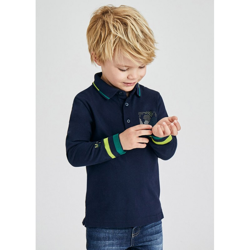 Поло блуза за момче Mayoral 4159-029