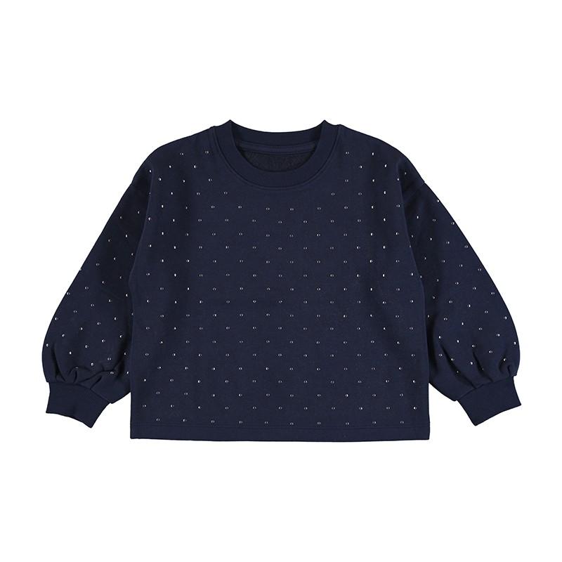 Блуза с капси за момиче Mayoral 4431-082