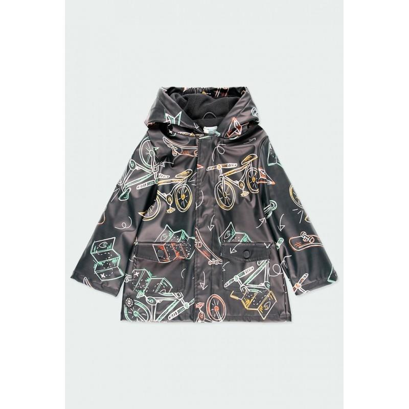 Дъждобран - Непромокаемо яке за момче Boboli 390079