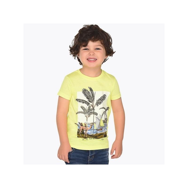 Тениска за момче Mayoral