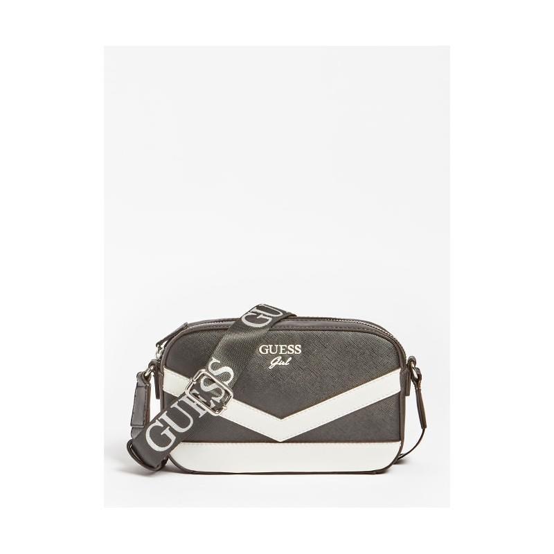 Чанта за през рамо за момиче GUESS