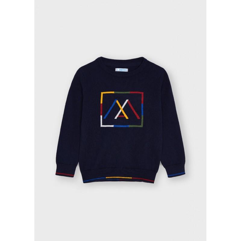 Пуловер за момче Mayoral 4357-014