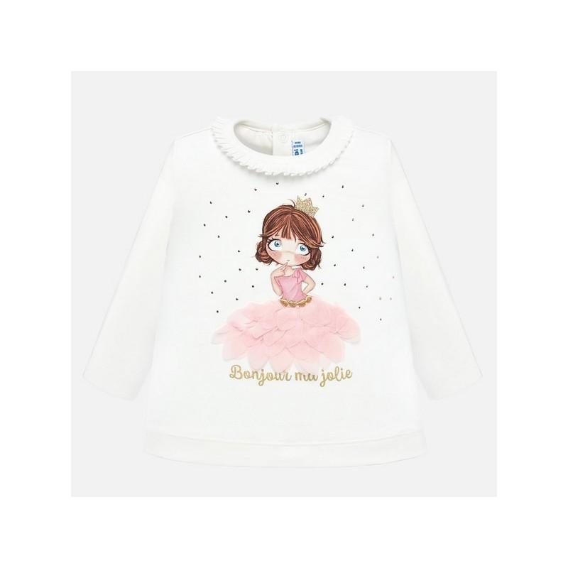 Блуза за бебе момиче Mayoral