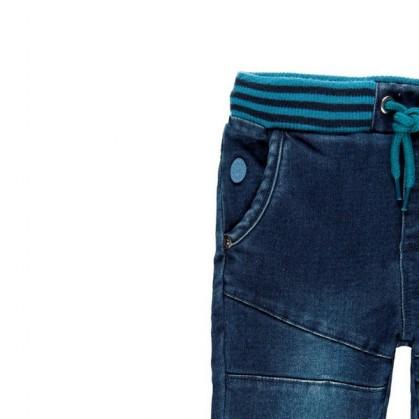 Дънкови панталони за момче Boboli