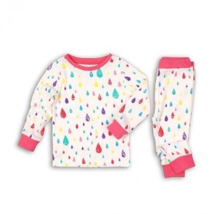 Пижама за момиче Minoti
