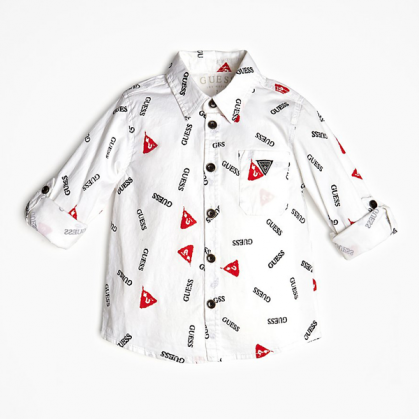 Риза за момче GUESS