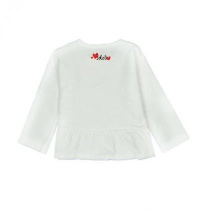Блуза с дълъг ръкав за бебе Boboli