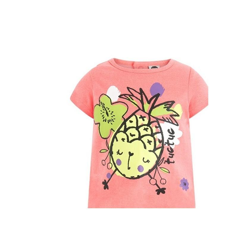Тениска за момиче tuc tuc