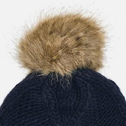Комплект шапка и шал за момиче Mayoral