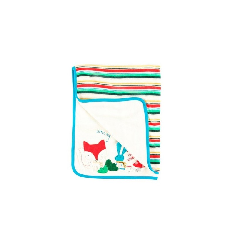 Двулицева пелена за бебе Boboli
