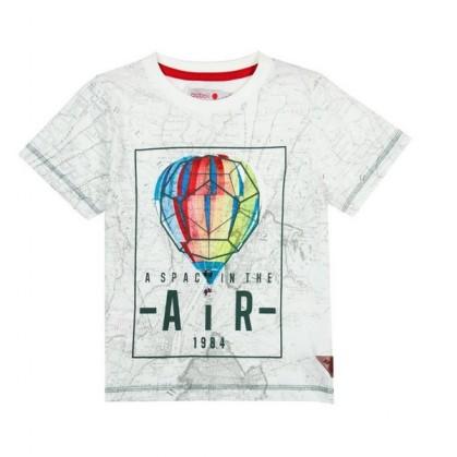 Тениска за момче Boboli