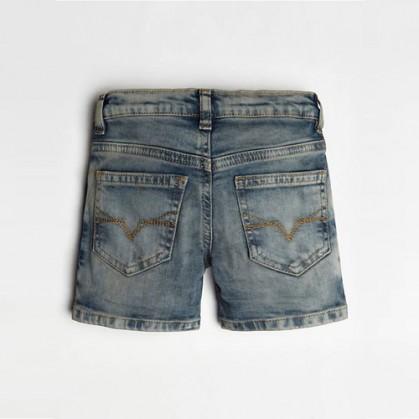 Къси дънкови панталонки Guess