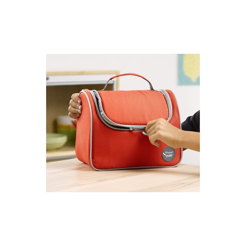 Червена термо чанта Maped...