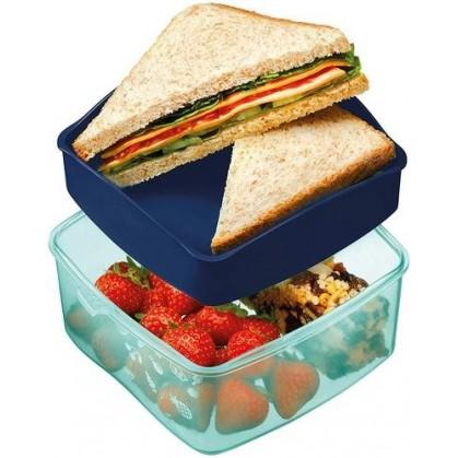 Синя кутия за храна Maped Concept PICNiK